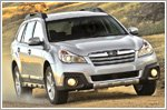 IIHS rating awarded to Forester, Legacy and Outback