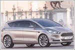 Ford unveils S Max Vignale Concept in Milan