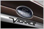 Ford's premium Vignale Collection