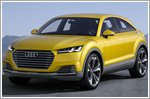 Audi showcases new concept in Beijing