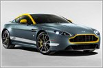 Aston Martin launches two new special editions at New York Auto Show