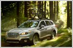 Subaru introduces all new 2015 Outback with a bold design and roomy interior