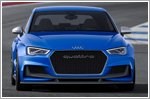 Is this Audi's vision of a RS3 Sedan?