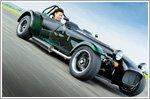 Caterham Seven designed by Japanese F1 driver Kamui Kobayashi
