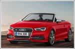 Audi expands A3 cabriolet range
