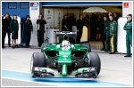 Caterham sells its F1 team to a private consortium