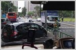 Angry driver obstructs path of SBS bus at Toa Payoh