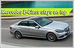 Mercedes-Benz E-Class is Singapore's favourite model