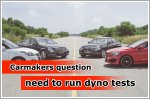 Carmakers question need to verify cars' engine power