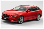 The all new Mazda6 Wagon is now available on our little red dot