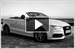 The new Audi A3 Cabriolet presents technology in a new light