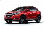 Honda provides first sight of its new HR-V for Europe