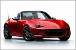 Mazda is all set to present its brand new MX-5 in beautiful Paris