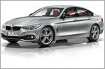 Presenting the BMW 4 Series Gran Coupe