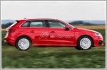 Audi A3 e-tron named 'Best plug-in hybrid'