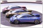 New Pagani Huayra Dinastia edition exclusive to Chinese market