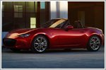 Mazda's new and updated lineup on show in Los Angeles