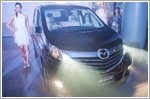 All new Mazda Biante sets foot in Singapore