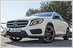 Mercedes-Benz completes its lineup with GLA-Class