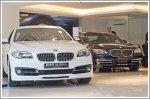 BMW Alpina-exclusive showroom opens in Singapore