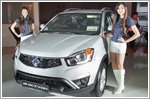 All new Ssangyong Actyon launched