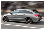 The CLA gains an elongated boot for expanded cargo space
