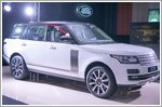 Land Rover introduces Range Rover LWB in Singapore