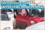 More people claim they're being cheated by car dealership