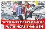 Buyers claim car dealer took more than $3m in deposits