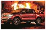 Ford Ranger and ARENACROSS U.K. partner up