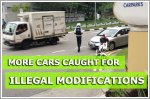 LTA clamps down on illegal modification of vehicles