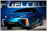 Toyota FCV shines light on how to beat blackouts