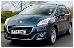 Peugeot unveils facelifted 5008