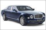Bentley unveils limited edition Mulsanne