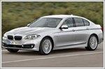 Three 'Gelbe Engel' awards won by BMW