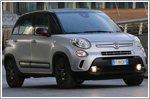 Fiat unveils 500L Beats Edition and 2014 500L model range