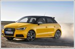 Audi fits the timid A1 hatchback with 227bhp engine and quattro system