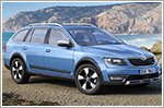 All new Skoda Octavia Scout to premiere at Geneva