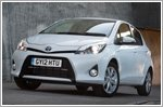 Strong demand drives production increase of the Yaris hatchback