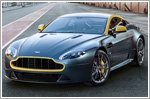 Aston Martin will introduce two special editions ahead of Geneva Motor Show