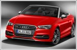 New S3 Cabriolet to shine at Geneva