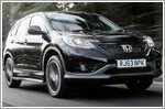 Honda U.K. releases special editions of the CR-V