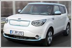 New Kia Soul EV to feature advanced battery
