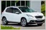 100,000th Peugeot 2008 rolls off production line