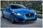 The XFR-S Sportbrake delivers 542bhp and 680Nm of torque