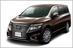 Update for 2014 Nissan Elgrand