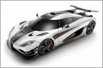 Koenigsegg celebrates two decades of car making with the first 'Megacar'