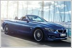 Alpina lays its hands on the BMW 4 Series Convertible