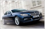 Alpina launches its fastest accelerating model to date - B6 Bi-Turbo Gran Coupe