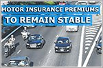 Motorists rejoice as insurance premiums are set to remain stable